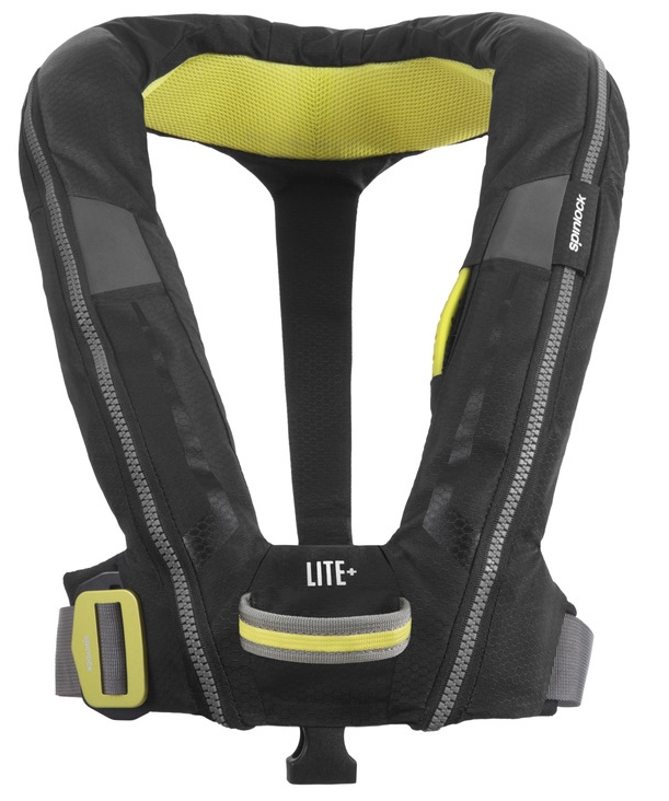 Spinlock Deckvest LITE+ Inflatable Vest with Harness