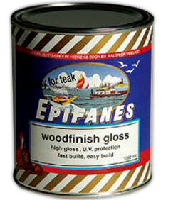 Epifanes Woodfinish Clear